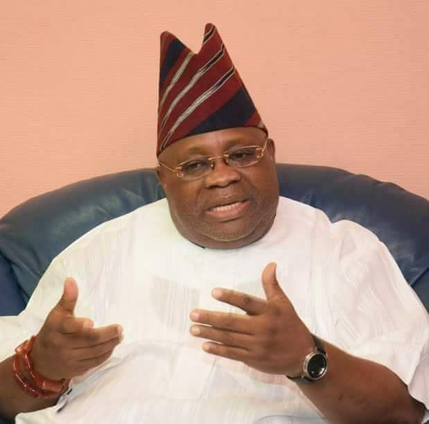 My life is under threat‎, says Adeleke; writes Diplomatic Mission