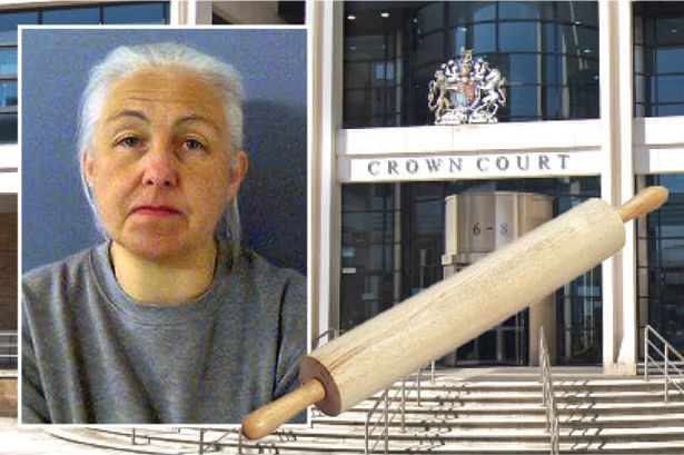 Abusive wife jailed forlife