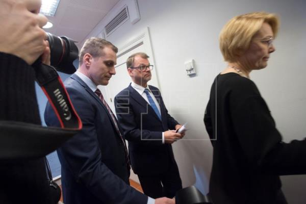 Finland's entire government resigns after breakdown of agreement on welfare statereform