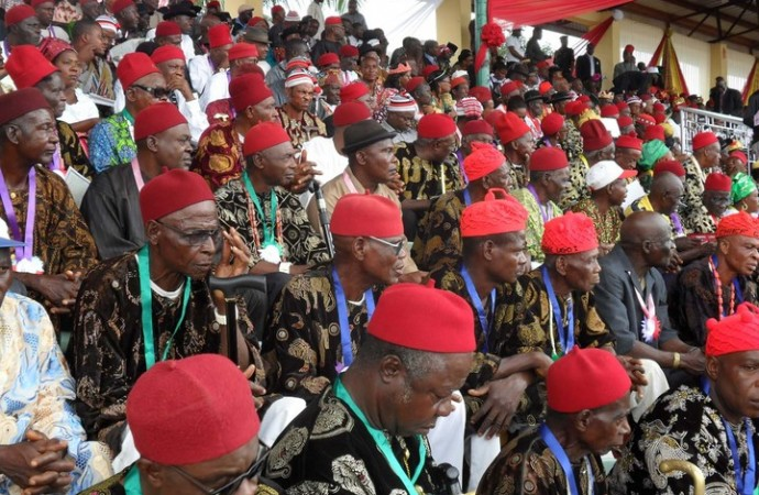 Coalition of Pan Igbo Groups Decries Malicious Reports by Sahara Reporters on Army Deployment in SE