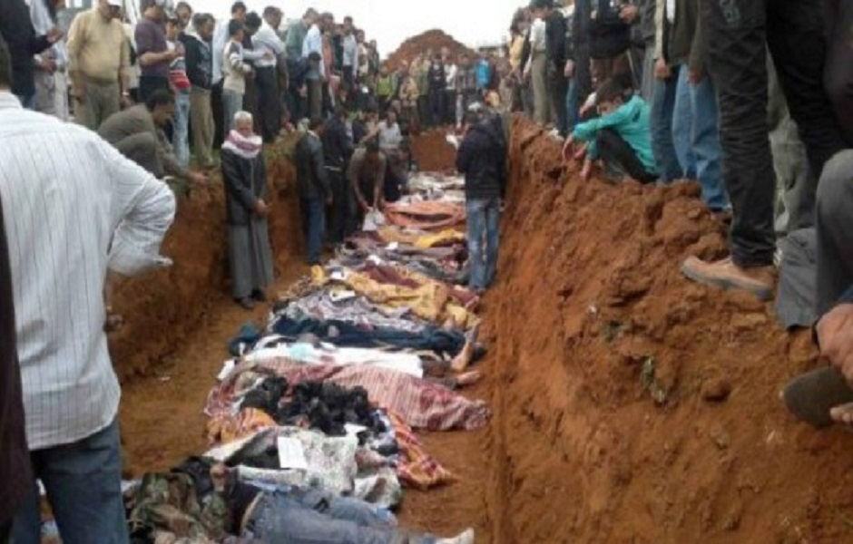 mass-grave-of-christians-in-sadad-syria