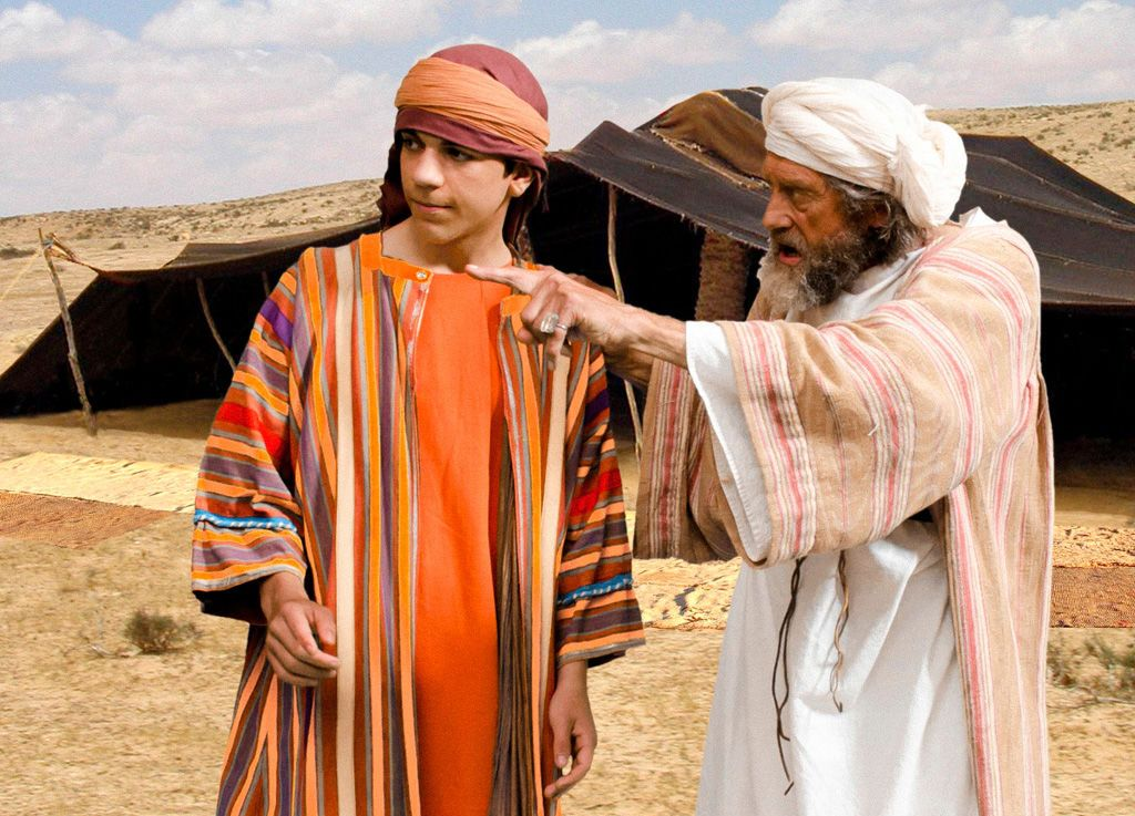 Even Joseph Forgave His Brothers, Why Can'tI?