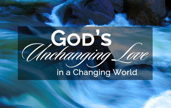 The Steadfast Love of the Lord NeverCeaseth