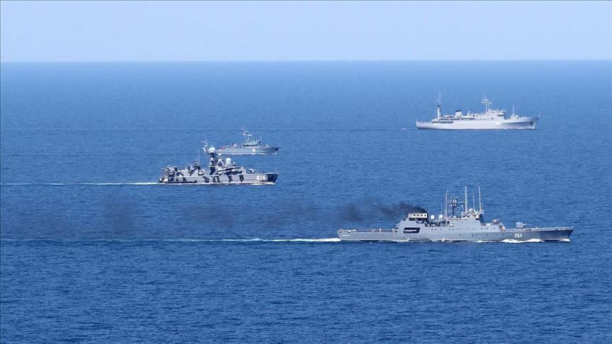 Iran, China, Russia launch joint naval drills in Indian Ocean and Gulf of Oman