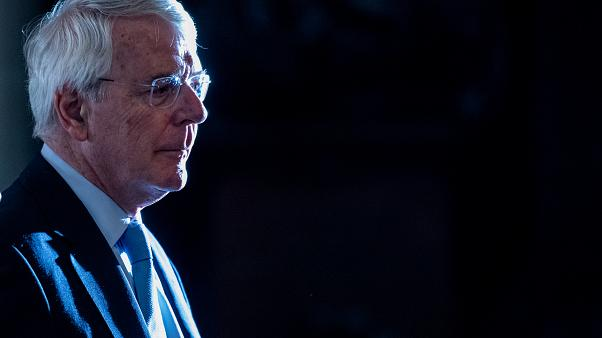 John Major: UK's former Conservative PM breaks party ranks to urge voters to rejectBrexit