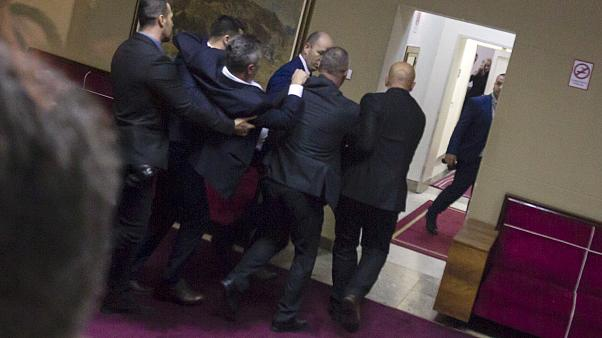 Parliamentary punch-up as Montenegro passes controversial religiouslaw