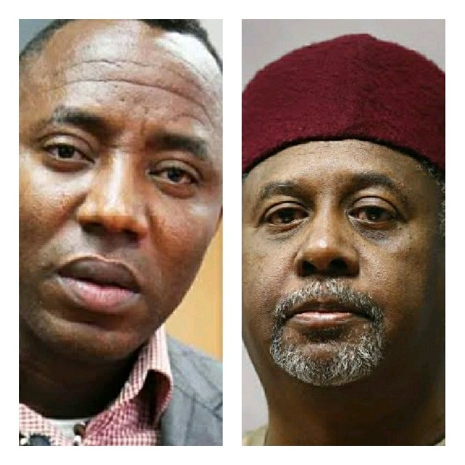 Why FG released Dasuki, Sowore ―Malami