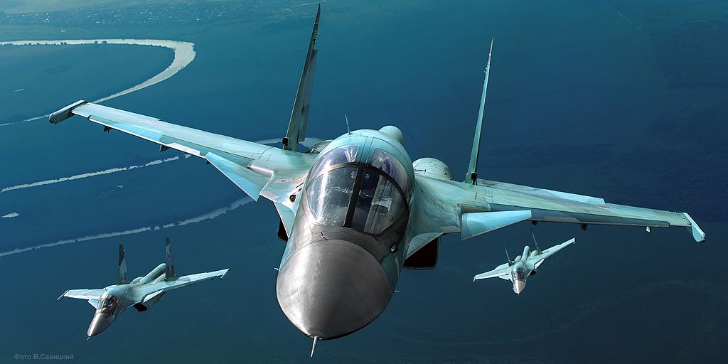 Russia's most advanced fighter jet crashes on trainingmission