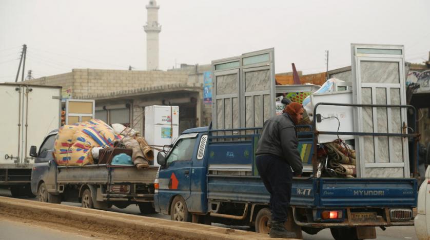 More than 235,000 flee northwest Syria violence-UN
