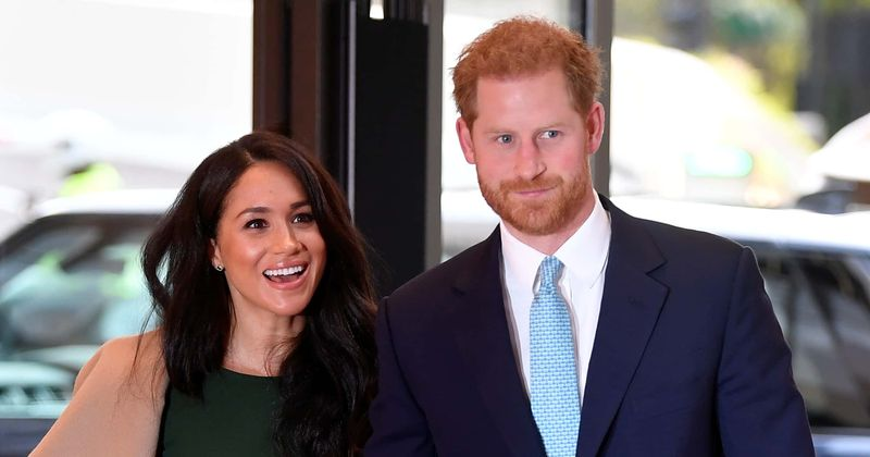 Harry and Meghan will no longer use 'His and Her Royal Highness,' Buckingham Palacesays
