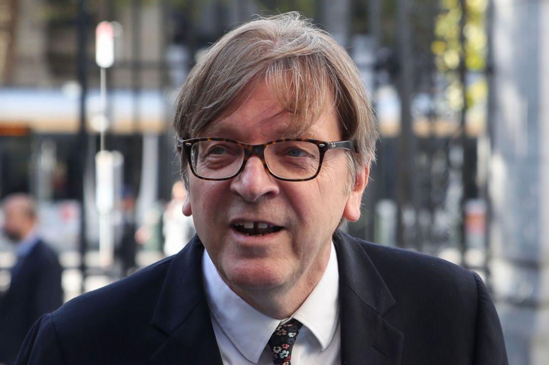 EU's Guy Verhofstadt predicts Brexit will be reversed: 'It willhappen'