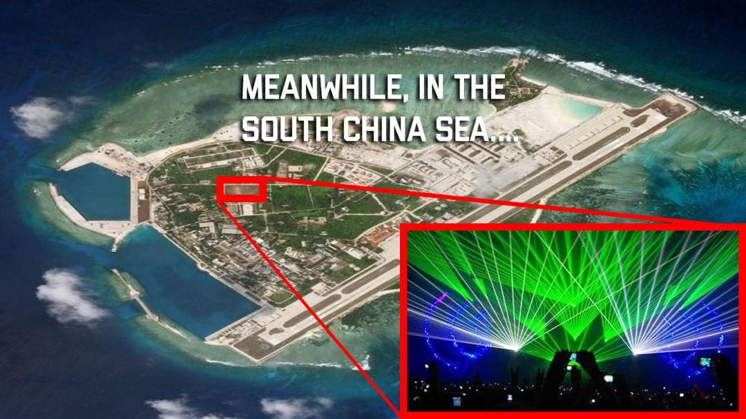 China dismisses US accusation it targeted American surveillance plane with LASER