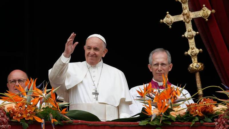 Covid-19: Pope intervenes to save workers in Rome fromhardship