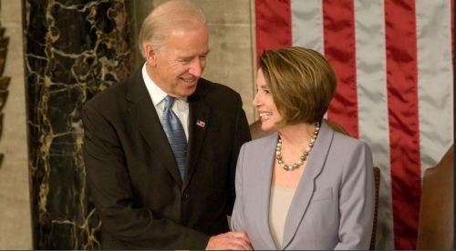 Pelosi endorses Biden for USpresident