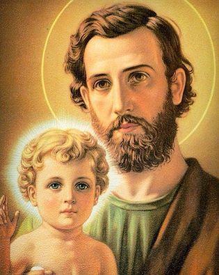 Catholic News World : Saint March 19 : St. Joseph : Patron of ...