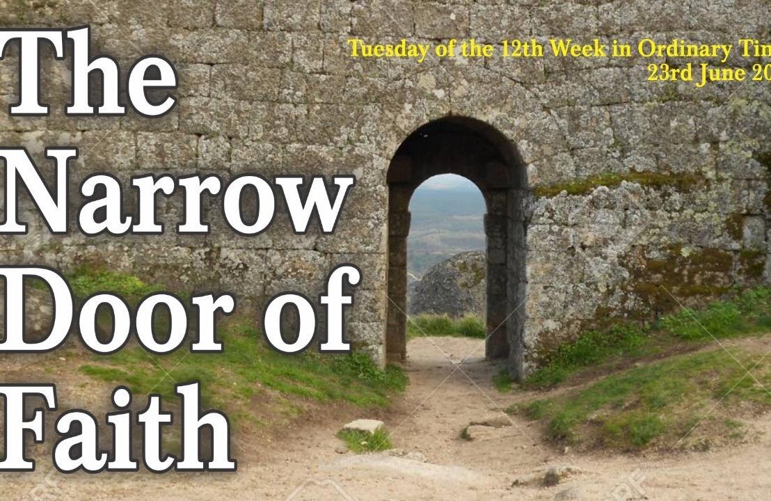 The Narrow Door ofFaith