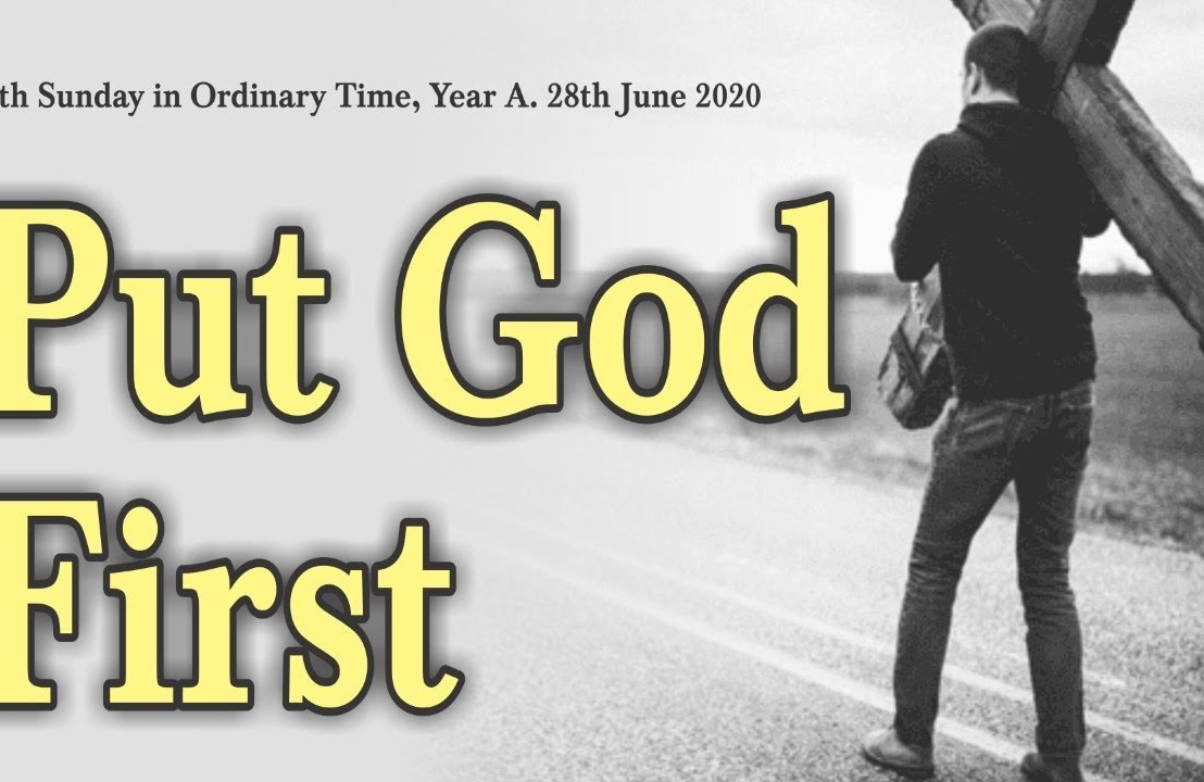 Put God First: You Will Surely Be Rewarded