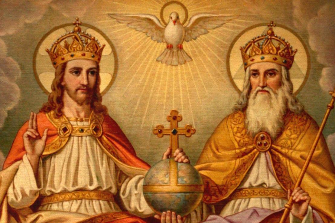 The Holy Trinity: Reflection of God's Infinite Love forMan