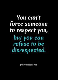 True lesson onrespect
