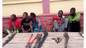 Police smash kidnap syndicates in Bayelsa, arrest key suspects