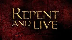 It's Time toRepent