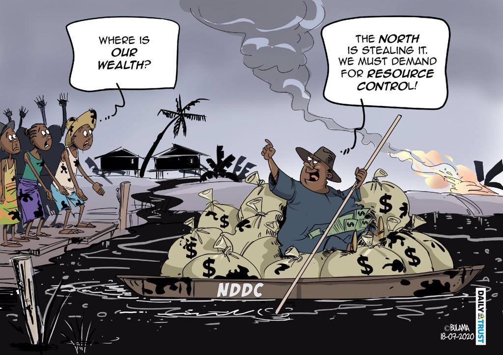 Nigeria: Why is everybodystealing?