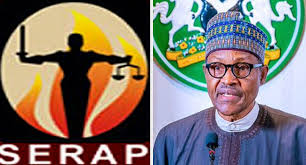 SERAP seeks court order to make Buhari publish details of govt loans since 2015