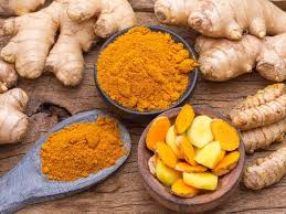 Health Benefits of Ginger and TurmericTea