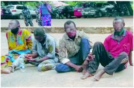 Shocking!! Ritualists Reveals How They Lured Innocent People, Used Them For Money Rituals