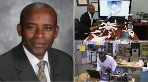A Nigerian with many Ph.D degrees builds drones for USArmy