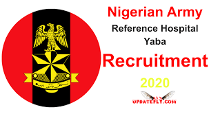 Vacancy: Nigerian Army Hospitals House Officers & Intern Job Recruitment for Graduates