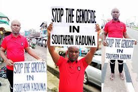 Southern Kaduna Killings may Lead to revolution if… Apostlekure