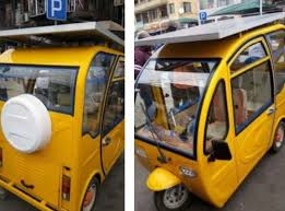 Tricycles in Anambra to get security codes- commissioner