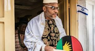 Igbo elders condemn Nnamdi Kanu over formation of security outfit in a trending video