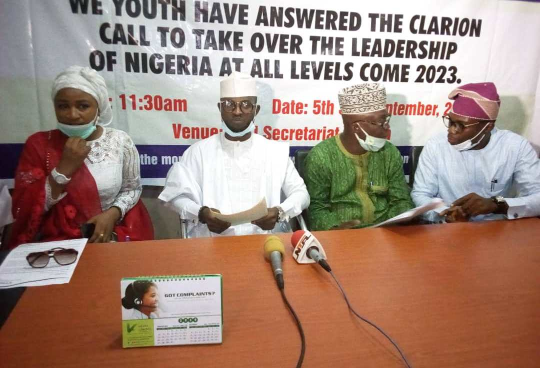 Group to mobilize 100m youths, women to takeover country's affairs