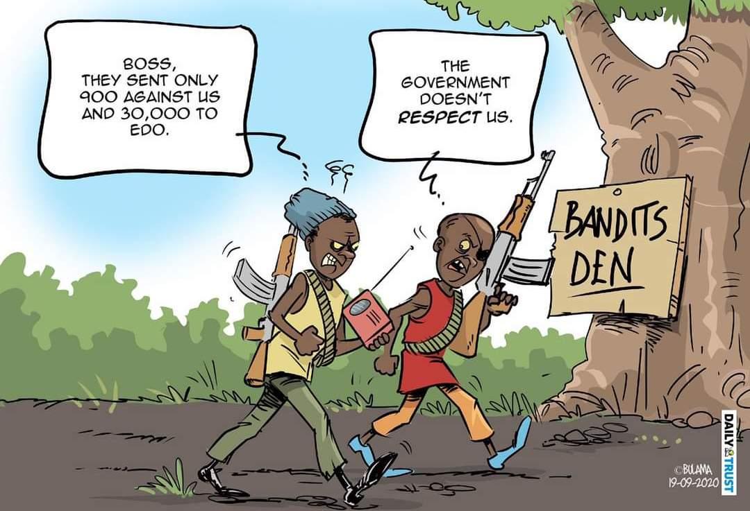 Banditry: Kaduna under siege as scores kidnapped in Chikun LGagain