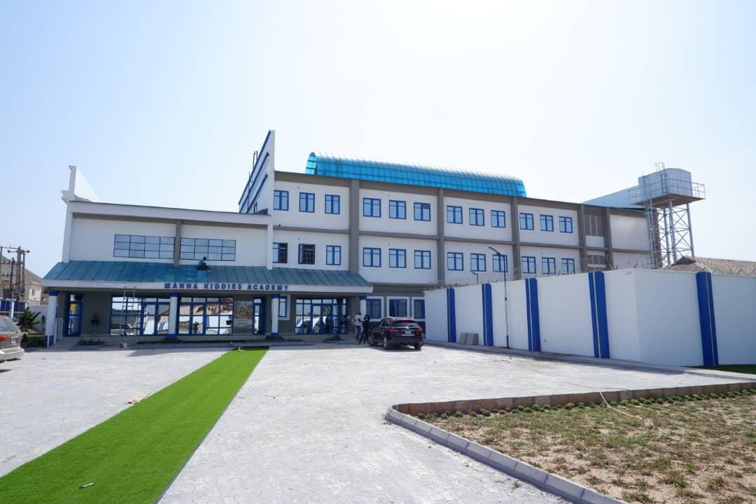 Kaduna-based ICT Coy lntroduces Manna KiddiesAcademy