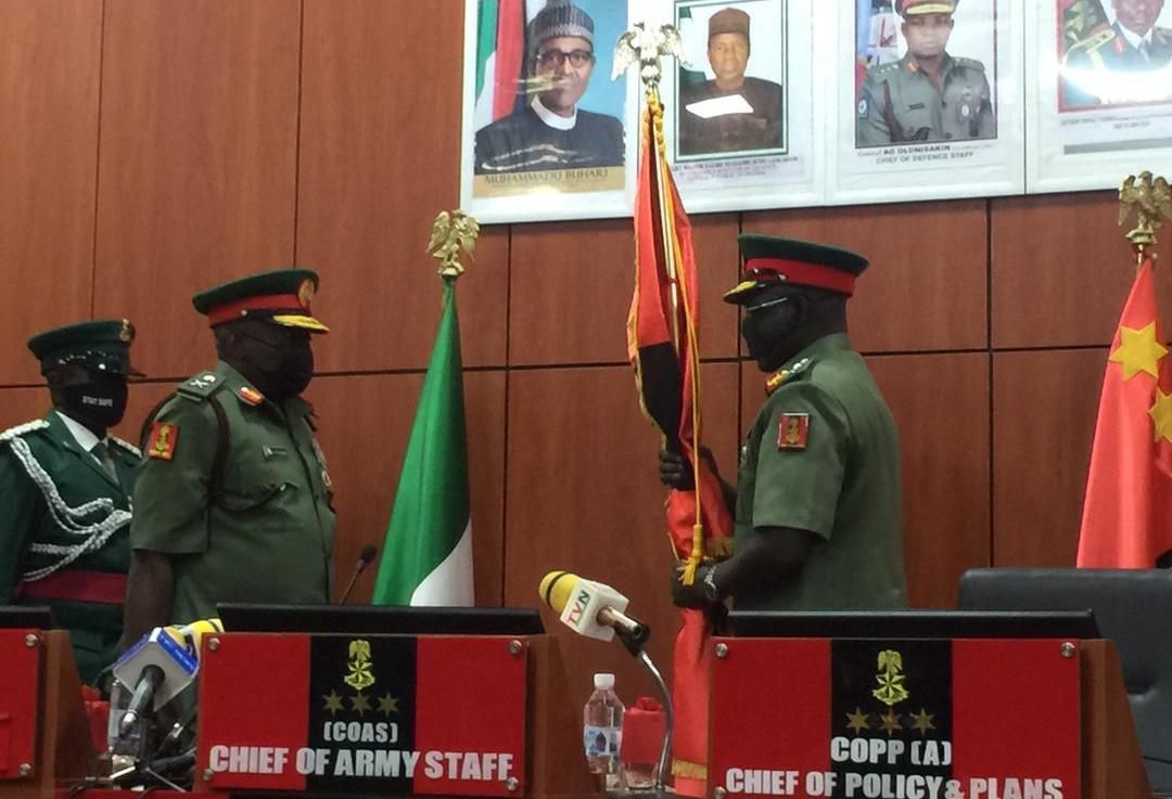 The 'Somalisation' ofNigeria