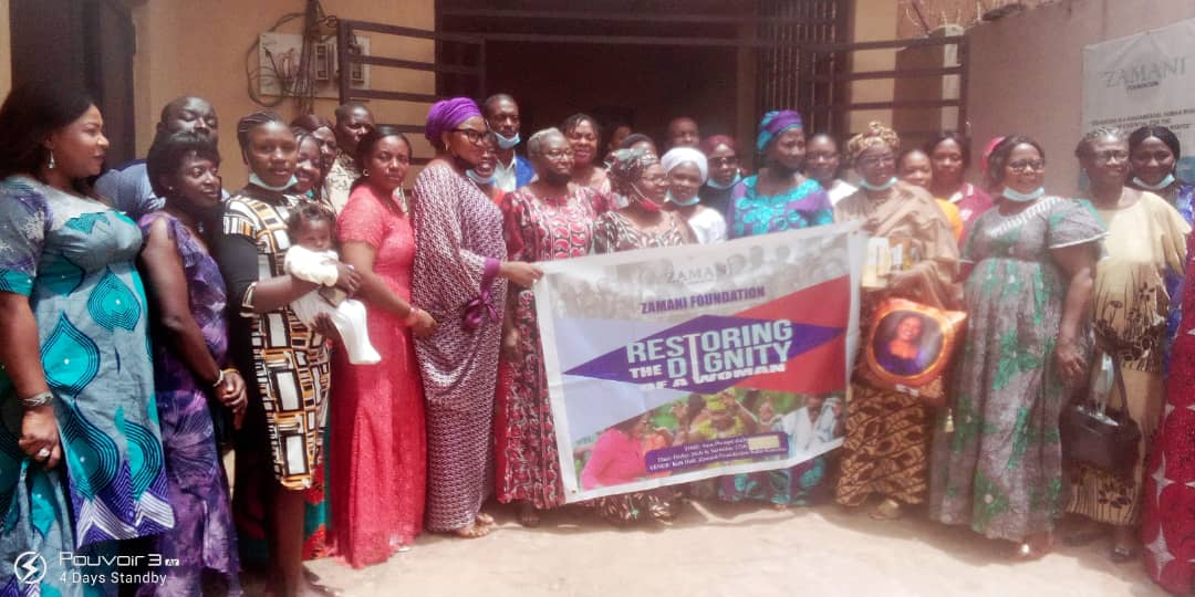 What woman can do to Restore her diginity – ZamaniFoundation