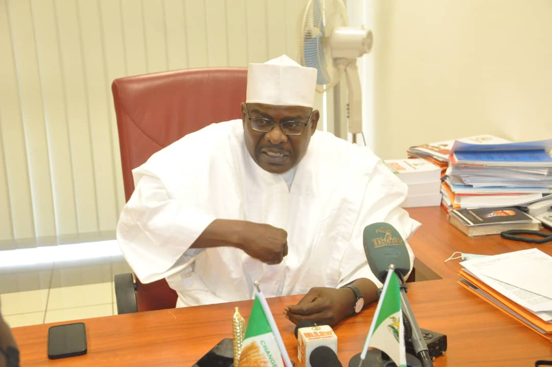 Sen. Ndume blasts Finance Minister calls for foreign military assistance