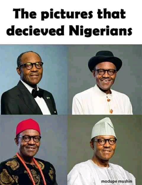 Buhari and the perfidy oftrust