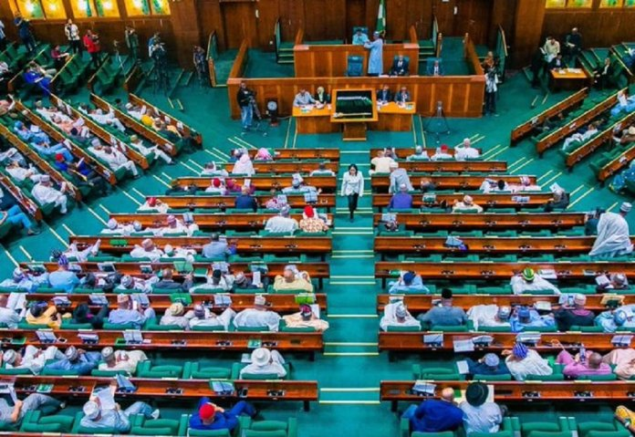 PDP Reps stage walk out during plenary over Twitter bancontroversy