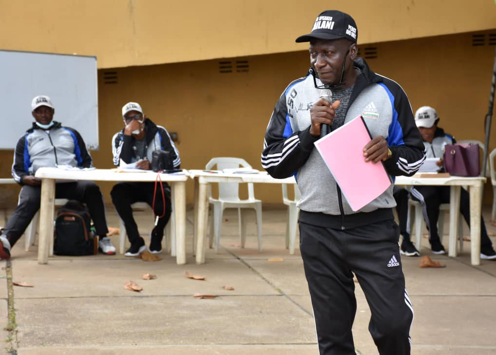 Our Efforts In Sports Development Will Soon Produce Olympics Winners, ZailaniAssures