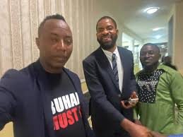 DSS Refuses To Release Youths Wearing Anti-Buhari T-shirts,I Did Not Order Their Arrest,Enenche