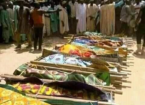 BANDITS KILL 39 PERSONS IN A REPRISAL ATTACK INZAMFARA