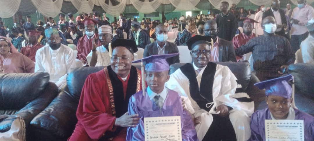 Obaseki, Urhoghide, Ezekwesili, Datti Grace in Pacesetters Schools GraduationCeremony