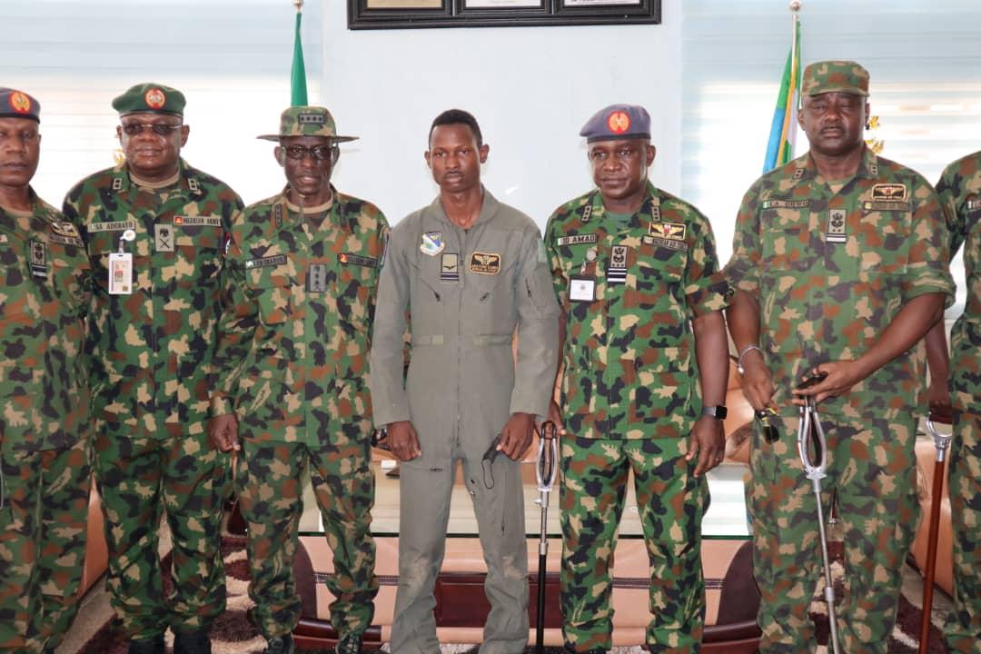 Insecurity: Defense Chief Engages Ex-Service Men InNorthwest