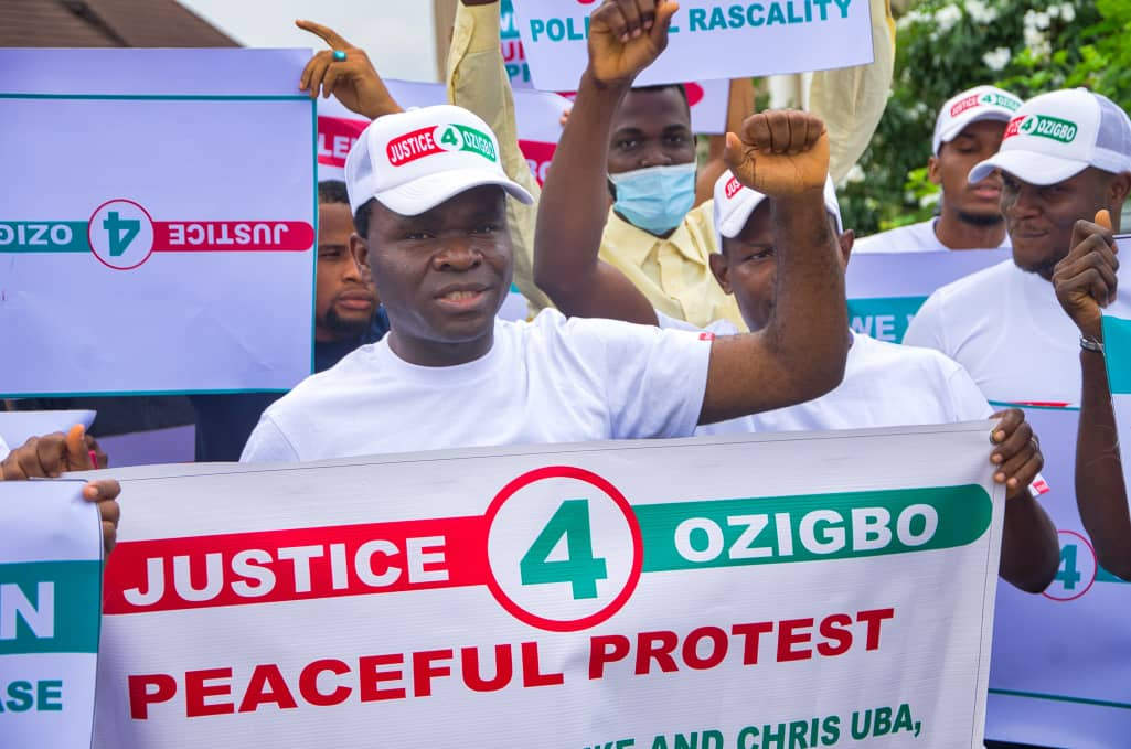 SOCIAL ACTIVIST CALL ON UPRIGHT JUDGES TO RESCUEOZIGBO